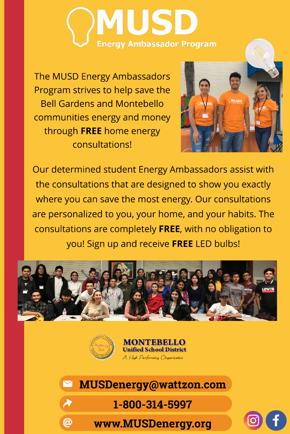 Energy Ambassador Program